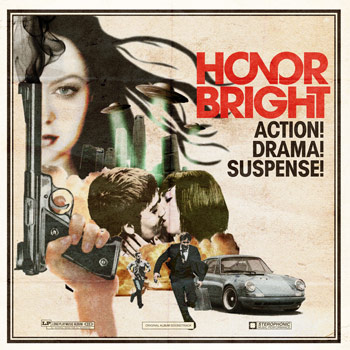 Honor Bright - Action! Drama! Suspense! - CDs