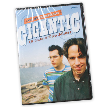 They Might Be Giants - Gigantic (A Tale of Two Johns) - CDs and DVDs