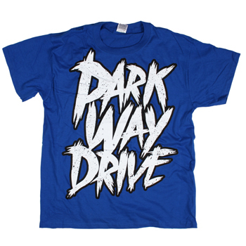 Parkway Drive - Hang Loose on Blue - T-shirts