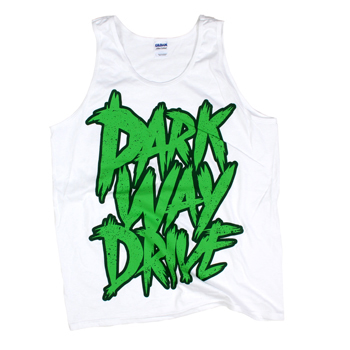 Parkway Drive - Hang Loose on White Tank - T-shirts