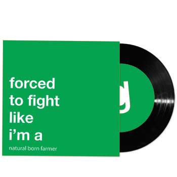Glassjaw - Natural Born Farmer 90 - Vinyl