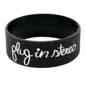 Plug In Stereo - Logo Bracelets - Accessories