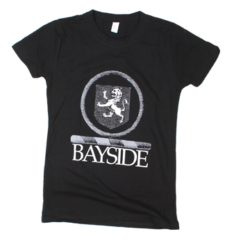 Bayside - Duo Crest Girls on Black - Sale Items