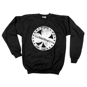 The Starting Line - 2010 Clover Black - Sweatshirts