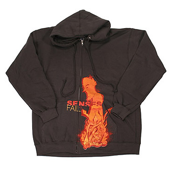 Senses Fail - Devil In You Charcoal - Sweatshirts