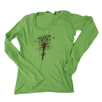 Senses Fail - Reflection Girls Longsleeve - Women's