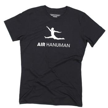 Yoganonymous - Air Hanuman Organic Tee - T-shirts