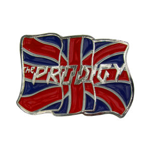 The Prodigy - Union Jack - Belts