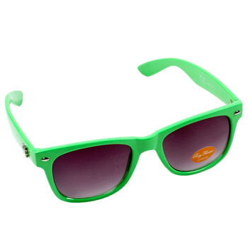 The Prodigy - Green Frame - Accessories