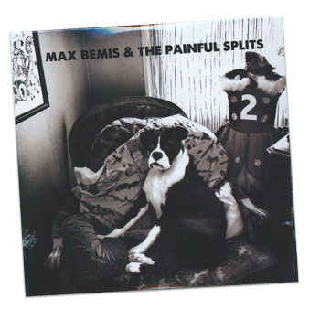 Max Bemis - Max Bemis & The Painful Splits 2 - CDs