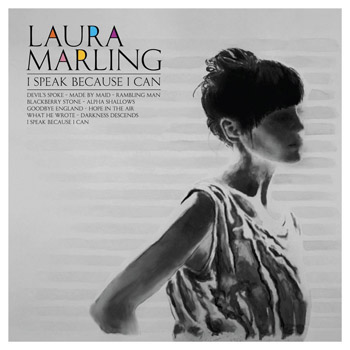 Laura Marling - I Speak, Because I Can - CDs