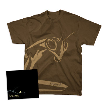 Vespertina - Limited Edition Signed CD / T-Shirt Combo - CDs