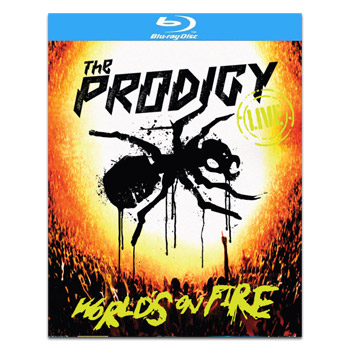 The Prodigy - Worlds On Fire - DVD