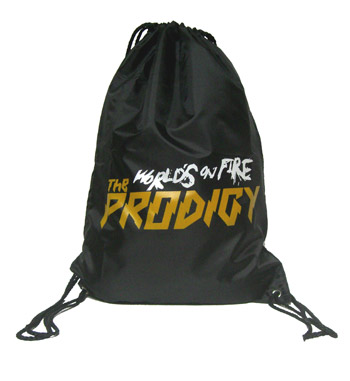 The Prodigy - Worlds On Fire - Bags
