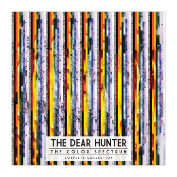 The Dear Hunter - The Color Spectrum : The Complete Collection - Vinyl