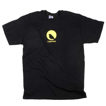 Vespertina - Nightingale on Black - T-shirts