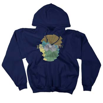 Brand New - Color Radar Pullover on Navy - Sweatshirts