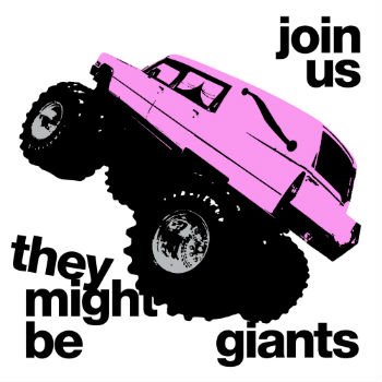 They Might Be Giants - Join Us Vinyl - Vinyl