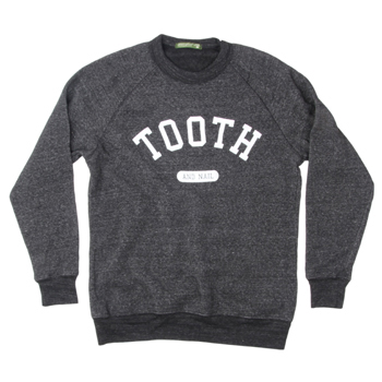 Tooth & Nail - Rock Crew Neck - Sweatshirts