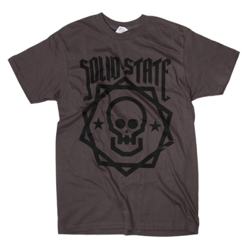 Solid State - Solid State: Crest of the SS - T-shirts