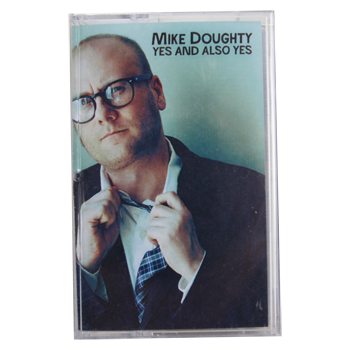 Mike Doughty - Yes and Also Yes - Cassette