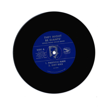 They Might Be Giants - Other Thing Brass Band 7 inch - Vinyl
