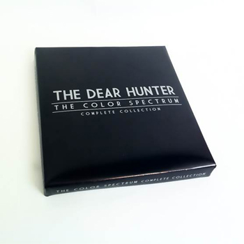 The Dear Hunter - The Color Spectrum Complete Collection - CDs