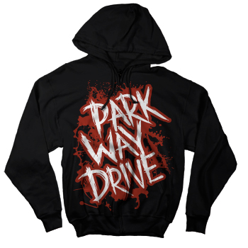 Parkway Drive - Juicy on Black Zip-Up - Sweatshirts