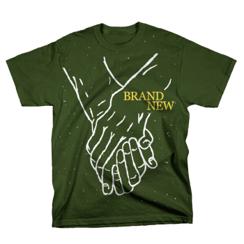 Brand New - Hands on Green - T-shirts
