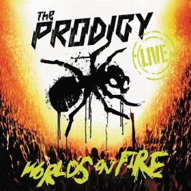 The Prodigy - Worlds On Fire Live - DVD