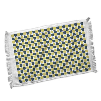 Bad Rabbits - Pattern Towel - Accessories