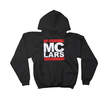 MC Lars - Larsio Hoodie on Black - Sweatshirts