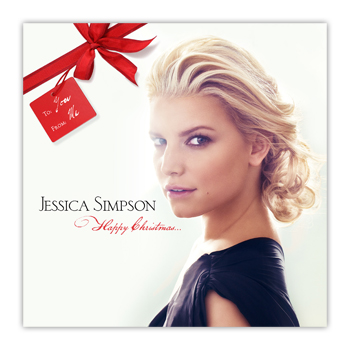 Jessica Simpson - Happy Christmas - CDs