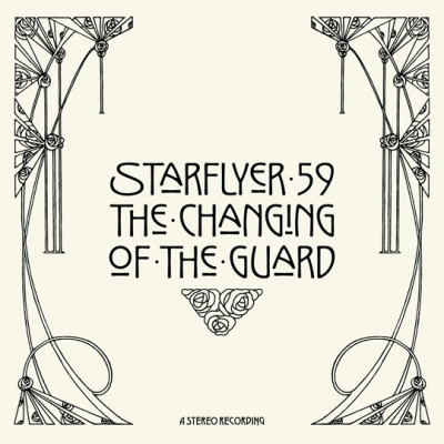 Starflyer 59 - The Changing of The Guard - Vinyl