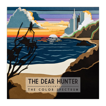 The Dear Hunter - The Color Spectrum Clear Vinyl - Vinyl