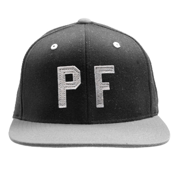 Pitchfork - PF Felt Snap Back - Hats