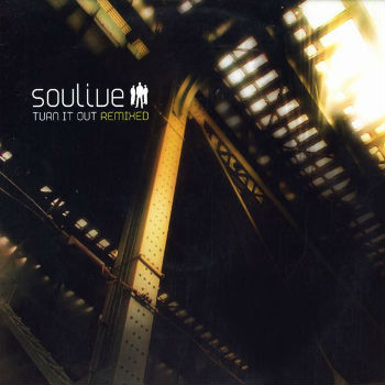 Soulive - Turn It Out Remix - CDs