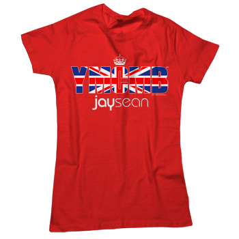 Jay Sean - Union Jack Womens - Women's