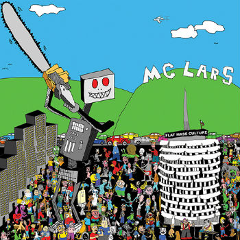 MC Lars - This Gigantic Robot Kills - CDs