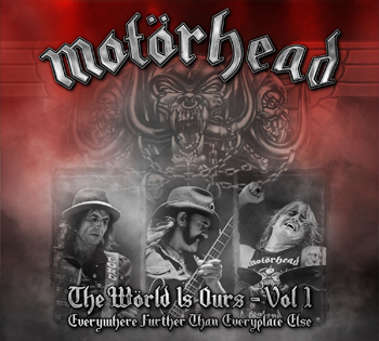 Motorhead - The World Is Ours Vinyl - Vinyl