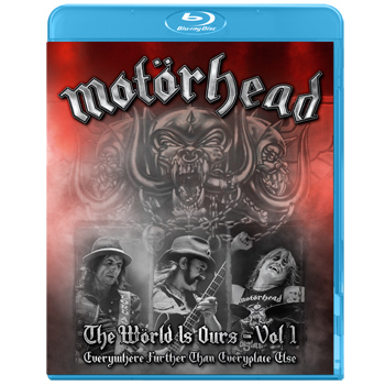 Motorhead - The World Is Ours Blu-Ray - Blu-ray