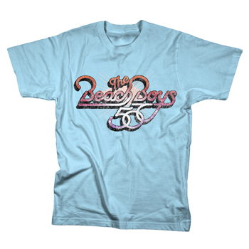 Beach Boys - 50th Anniversary Vintage T-Shirt - T-shirts