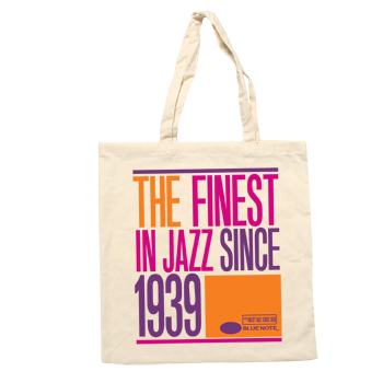 Blue Note - 1939 Tote Bag - Bags