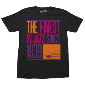 Blue Note - ART1939 Black - T-shirts