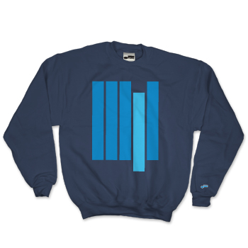 Blue Note - Bars - Sweatshirts