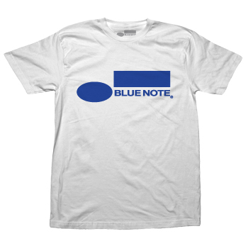 Blue Note - Shapes White - T-shirts