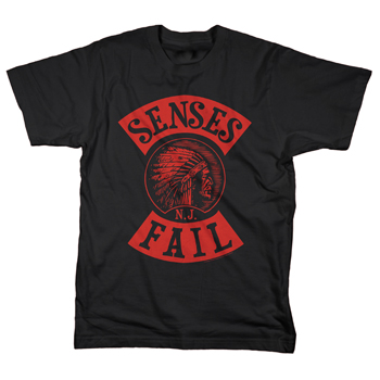 Senses Fail - Native Gang - T-shirts