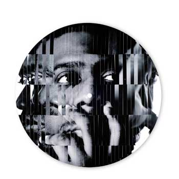Robert Glasper Experiment - Shattered Slipmat - Accessories