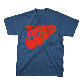Soulive - Rubber Soulive Mens on Navy - T-shirts