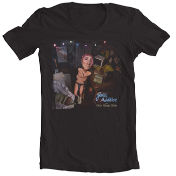 Jane's Addiction - The Great Escape Artist - T-shirts